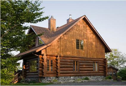 俄式生态木屋