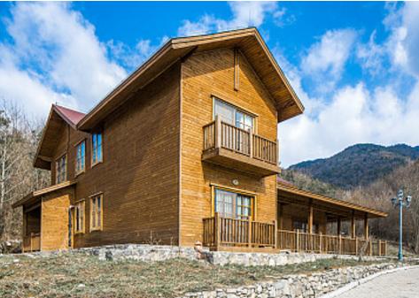 中式风格木屋