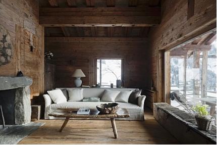 现代生态木屋