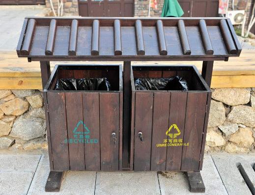 云南木质垃圾桶多少钱