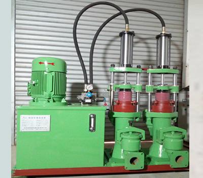 YB型液壓陶瓷柱塞泥漿泵