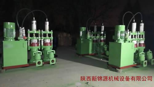 咸阳新锦源泥浆泵生产车间