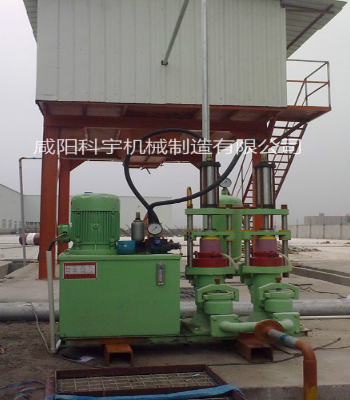 YB300型柱塞泥漿泵