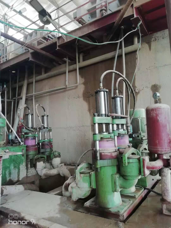大连杭州市政污泥、石油化工处理现场