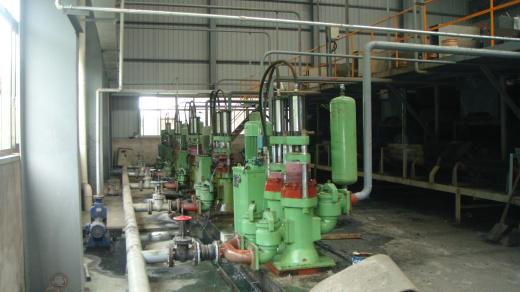 紹興大型紡織染料公司污水處理