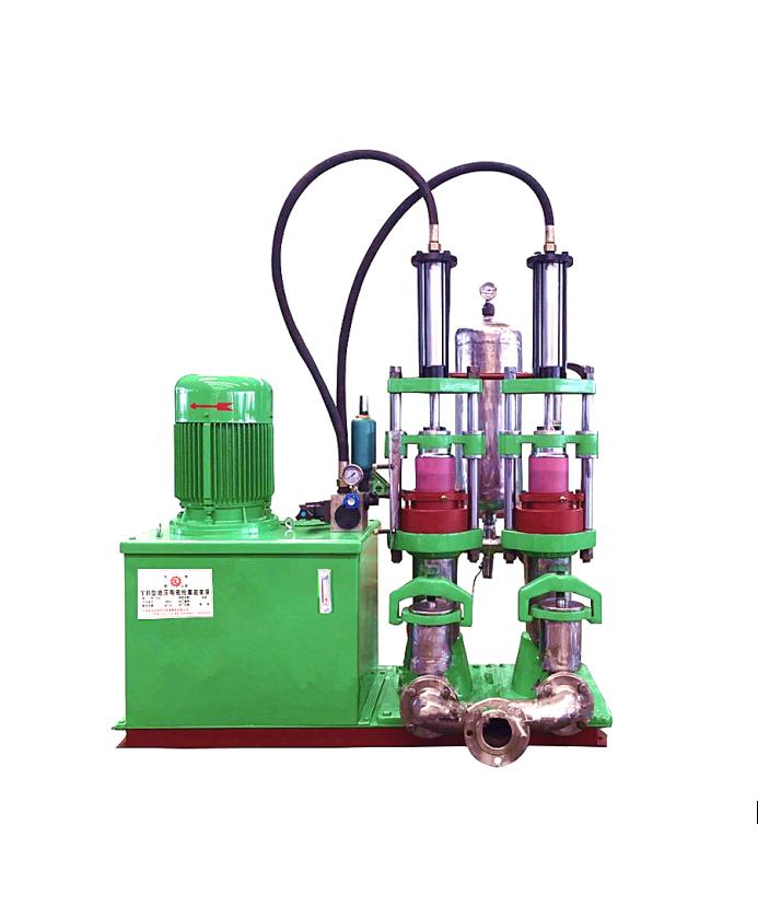 YB型不锈钢耐酸陶瓷柱塞泵