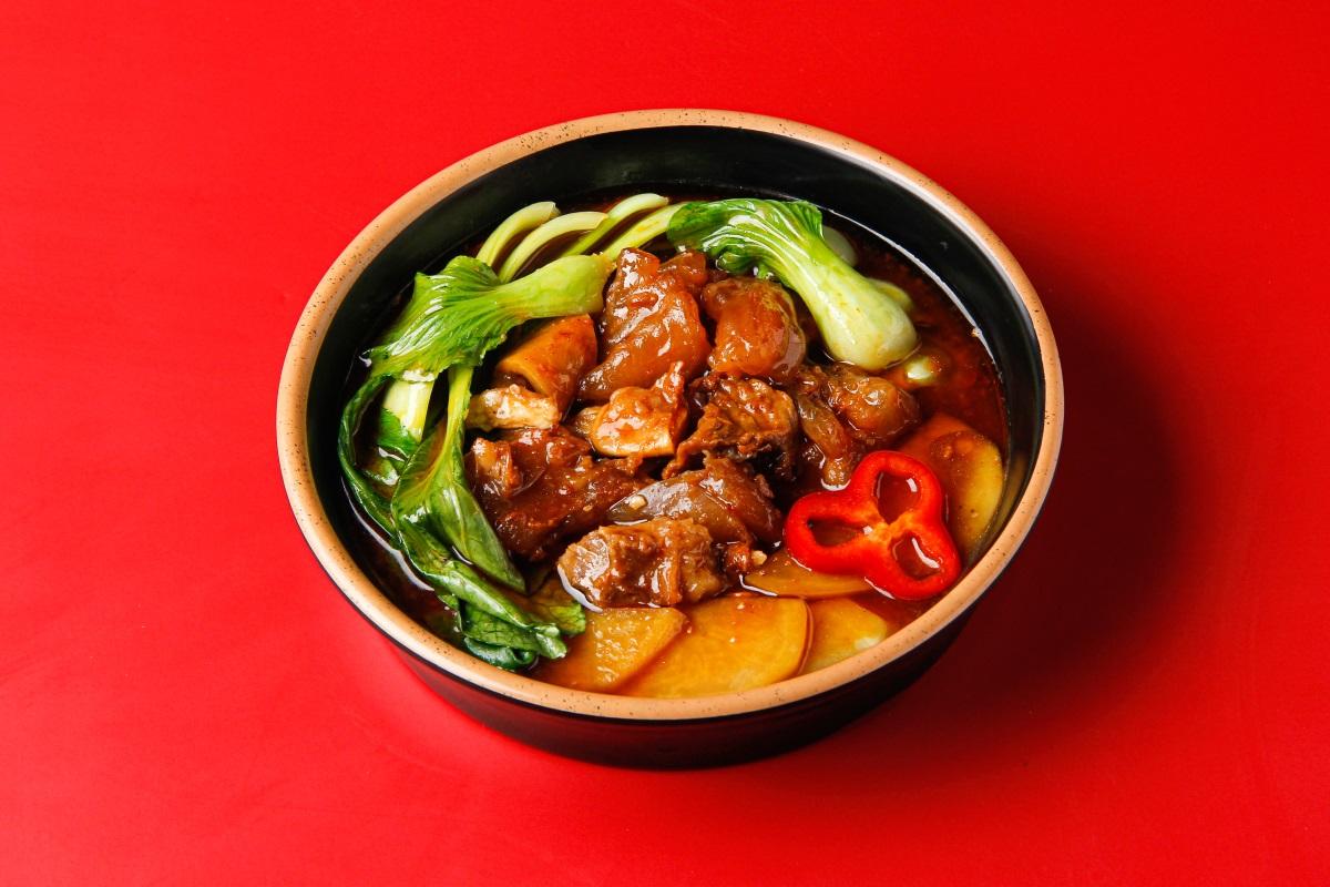 """砂鍋加盟記憶中的味道""""砂鍋驢肉丸子"""""""