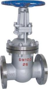 铸钢明杆闸阀 Z41H PN16-PN160 1