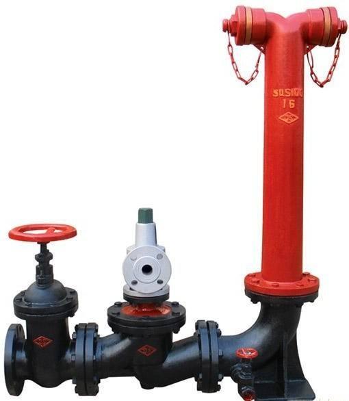 SQS地上式水泵接合器