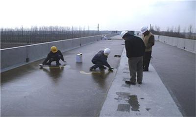大邑县防水工程