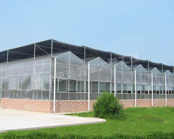智能温室连栋大棚