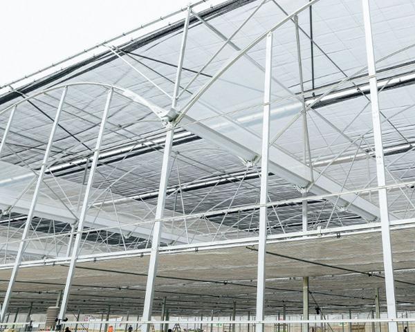 昆明钢架温室大棚