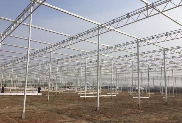 玻璃温室相对比其它蔬菜大棚有哪些优点?