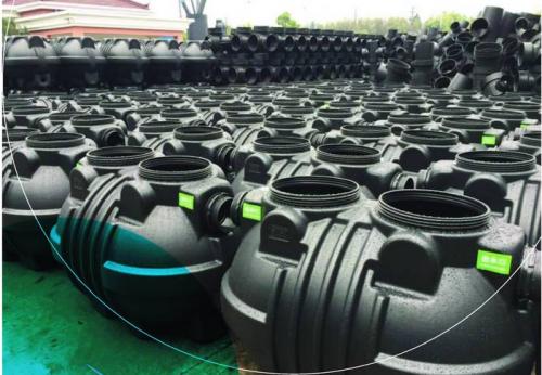 农村污水一体化处理系统