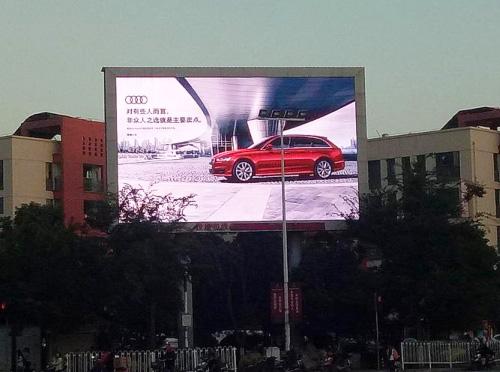 广告投放能广泛地向公众传递信息