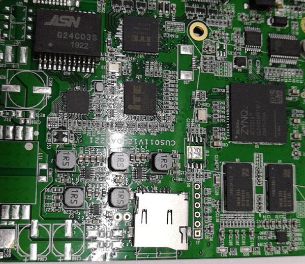 电子产品SMT贴片加工