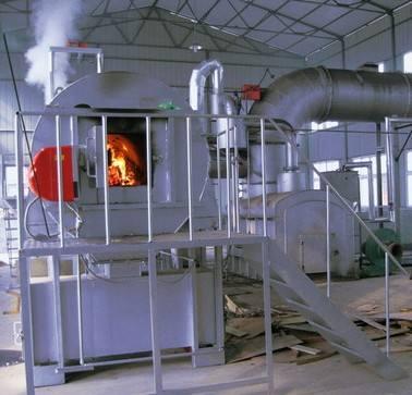 农村生活垃圾焚烧炉