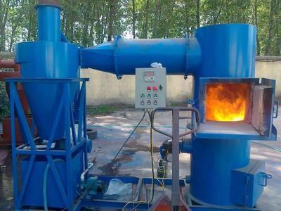 环保垃圾焚烧炉