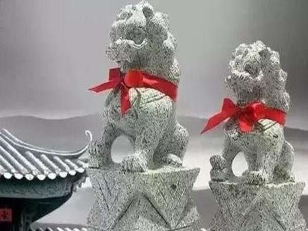 动物水泥雕塑三台