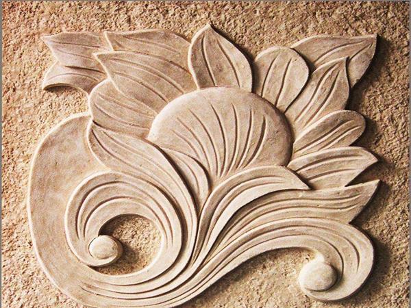 混凝土雕塑三台