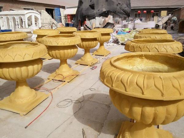 三台园林水泥雕塑