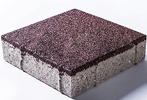 常见的透水砖种类有哪些?