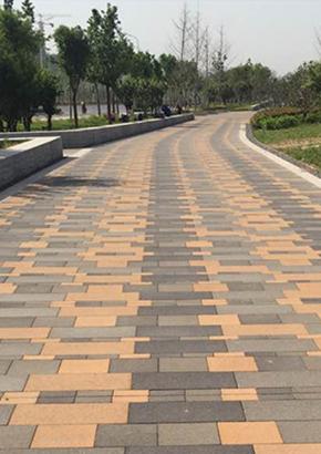 公園陶瓷透水磚