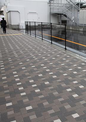 廣場陶瓷透水磚