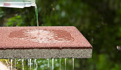 铺设透水砖的诀窍和注意事项?