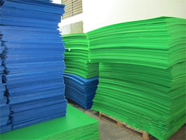 聚丙烯、聚乙烯挤出板材