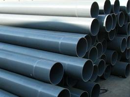 硬质聚氯乙烯管材的选材、配方设计与挤出