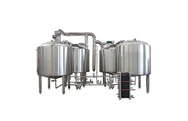 沈阳啤酒设备:精酿啤酒各个系统注意一些东西作为参考: