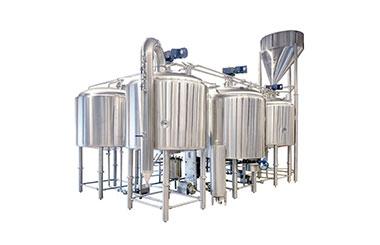精酿啤酒设备往事回顾