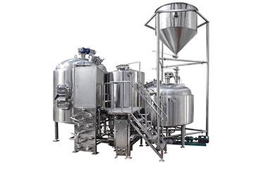 精酿批啤酒设备