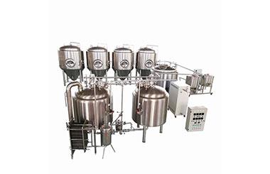 啤酒设备怎么清洗