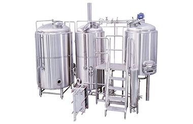 啤酒设备的清洗方法及注意事项