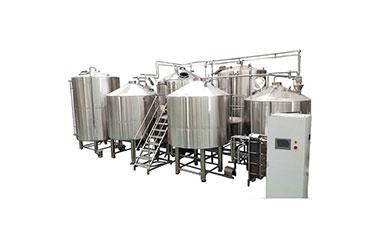 啤酒发酵工序