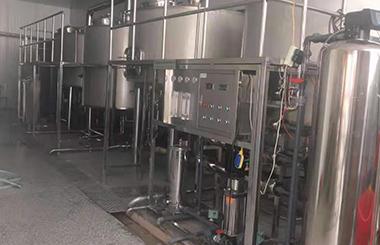 自制啤酒机器设备