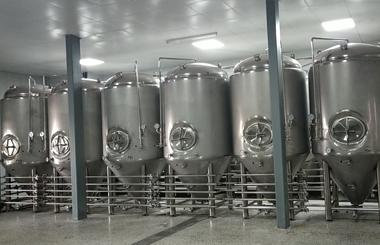 2吨小型啤酒设备