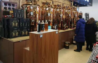 沈阳啤酒设备:小型啤酒厂生产设备配置