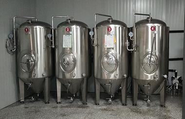 500升精酿啤酒设备