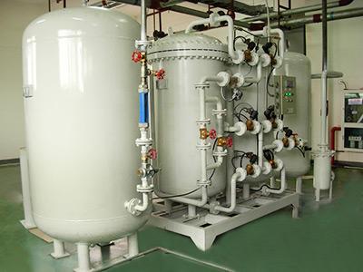 苏州苏麦瑞气体系统有限公司制氮机制氢设备全面更新