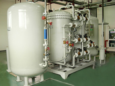 变压吸附制氮机是一种采用高效的方法的制氮装置
