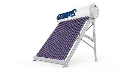 沈阳太阳能热水器物理除垢新方式