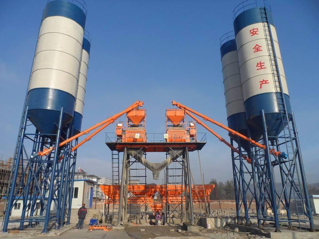 河北/秦皇岛稳定土拌和站的使用为什么有助提升工作进度及质量