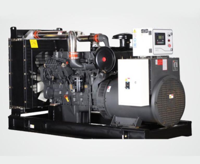 申动发电机组