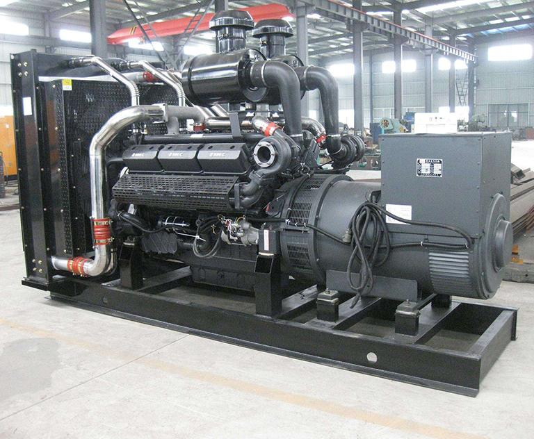 全自动柴油发电机组