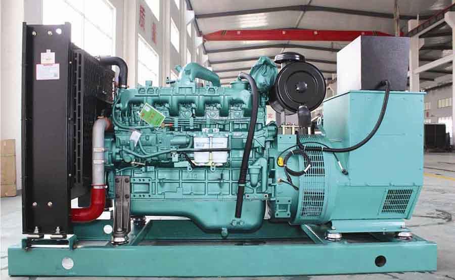 柴油机发电机组租赁