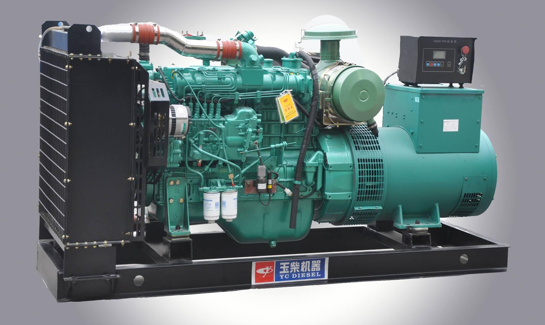 柴油发电机