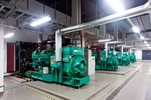 柴油发电机机油更换步骤